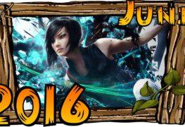 ألعاب شهر يونيو لعام 2016 تعرف على أقوي إصدارات هذا الشهر