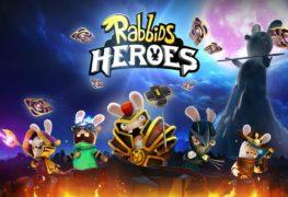 الكشف رسمياً عن لعبة Rabbids Heroes للهواتف الذكية من Ubisoft