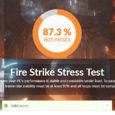 اختبار 3DMARK STRESS TESTS