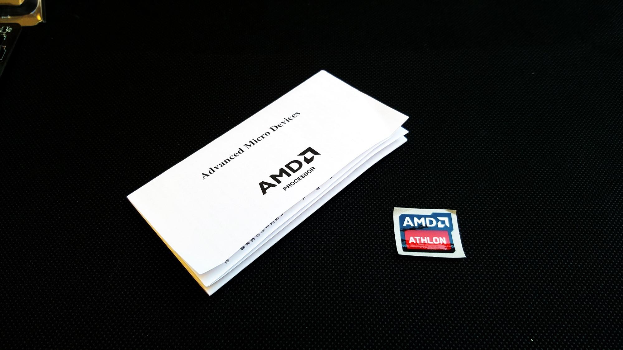 5-AMD Athlon X4 845K