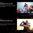 عرض لا يفوتكم لعبة Battlefield 4 مقابل 5$ يورو فقط