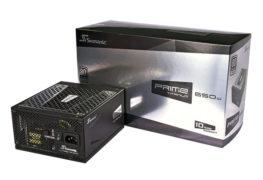 شركة Seasonic تعرض سلسلة مزودات الطاقة Prime