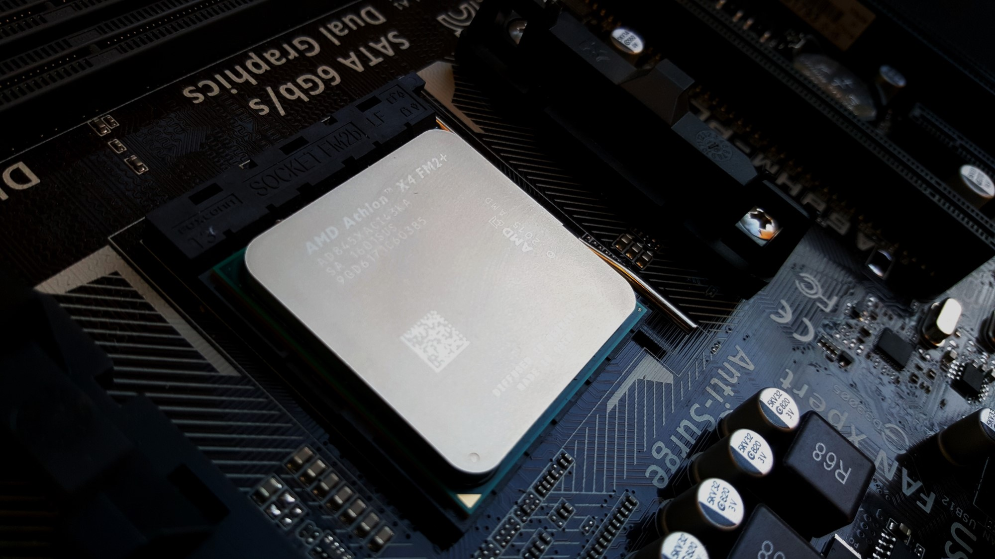 6-AMD Athlon X4 845K