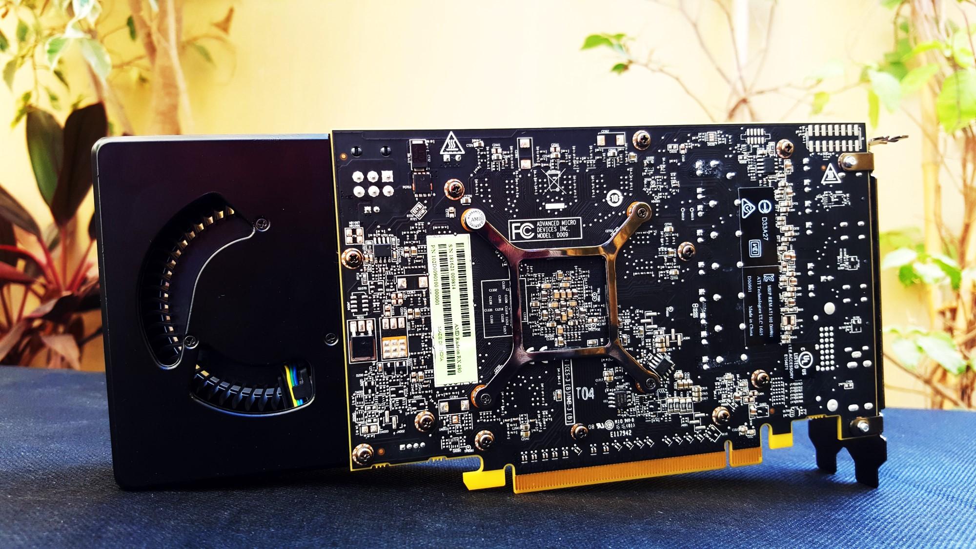 8-AMD Radeon RX 480
