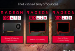 بطاقة Radeon RX 470 و RX 460 من AMD