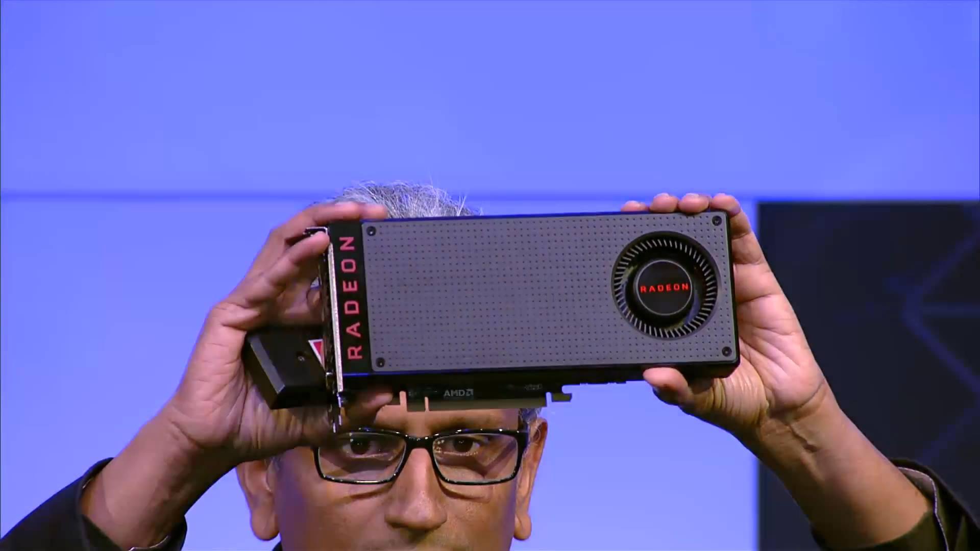بطاقة AMD-Radeon RX 480