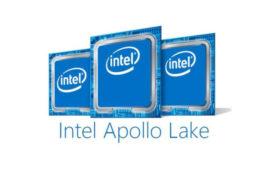 معالج إنتل Apollo Lake SoC