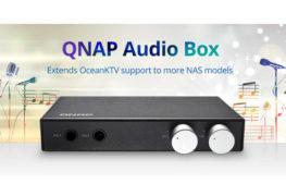 جهاز QNAP Audio Box