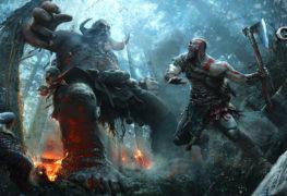 معلومات جديدة عن قصة وأحداث وعالم لعبة God of War الجديدة