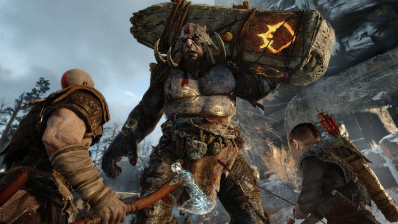 عرض لعبة God of War من أكثر عروض معرض E3 مشاهدة باليوتيوب