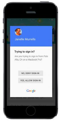 Google 2-Step Verification جوجل