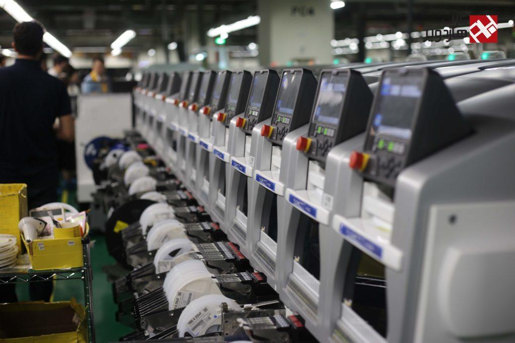 مصنع جيجابايت