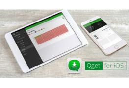 تطبيق QNAP Qget