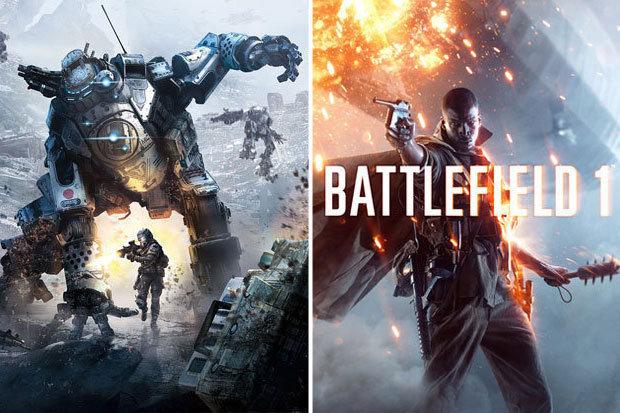 شركة EA تتوقع بيع 15 مليون نسخة من Battlefield 1 و10 مليون من Titanfall 2