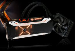 بطاقة جيجابايت GTX 1080 XTREME GAMING Water Cooling