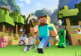أربع نسخ مبيعات Minecraft بالقطب الجنوبي ورقم ضخم للمبيعات الكلية