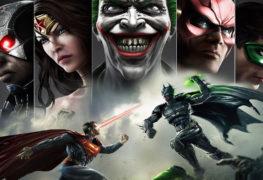 شاهد عرض اللعب الأول للعبة القتال Injustice 2