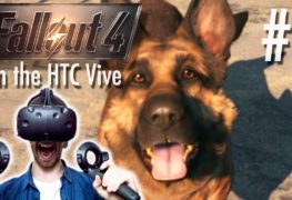 رسمياً Bethesda تُعلن أن لعبة Fallout 4 ستدعم خوذة HTC Vive