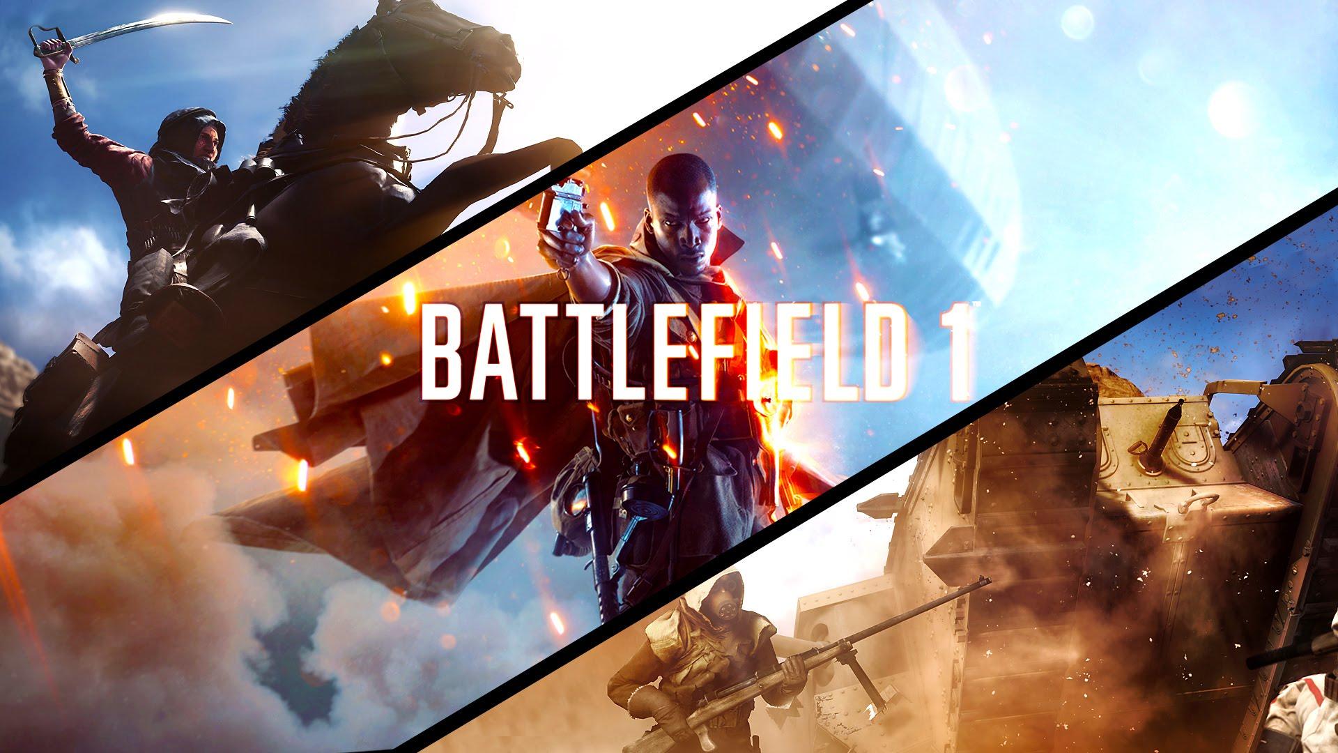 لعبة Battlefield 1 تحقق رقم قياسي بتاريخ ستديو DICE!