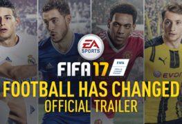 الكشف رسمياً عن لعبة FIFA 17 وإليكم العرض الأول ومحرك جديد للعبة