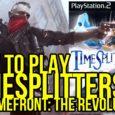 كيف تجد سر لعبة TimeSplitters 2 بداخل Homefront: The Revolution
