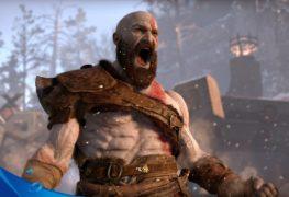 مطوري God of War يحتفلون بوصول عرض اللعبة لأكثر من 10مليون مشاهدة