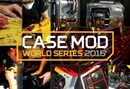 منافسة Case Mod World Series 2016 من Cooler Master