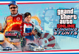 لعشاق القيادة بطرق جنونية إليكم تحديث Cunning Stunts للعبة GTA V