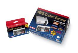 الإعلان عن عودة الجهاز الكلاسيكي Nintendo NES ويحتوى على 30 لعبة