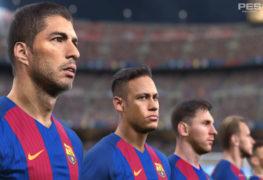 كونامي تقوم بعمل شراكة ممتدة مع نادي FC Barcelona للعبة PES 2017