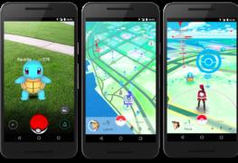 شرح سريع لقائمة اللعب بلعبة Pokémon Go على شاشة هاتفك