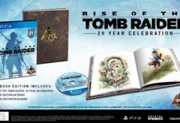 ما تحتويه نسخة PS4 للعبة Rise of the Tomb Raider القادمة بأكتوبر