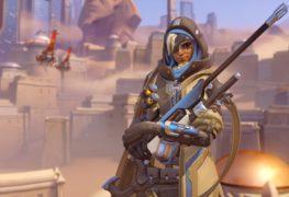 الكشف عن القناصة Ana شخصية جديدة للعبة Overwatch