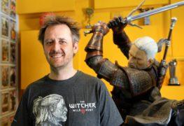 مطور Witcher أفضل 3 مطوري ألعاب هم Rockstar & Blizzard & Bethesda