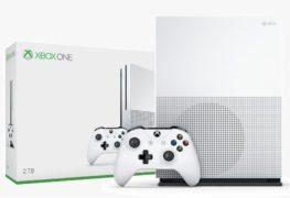 رسمياً نسخة 2 تيرا بايت من جهاز Xbox One S تُطلق بأغسطس المقبل