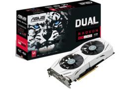 بطاقة ASUS RX 480 DUAL 4GB