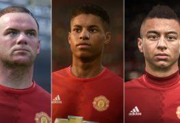شركة EA تتعاقد رسمياً مع نادي مانشستر يونايتد بلعبة FIFA 17