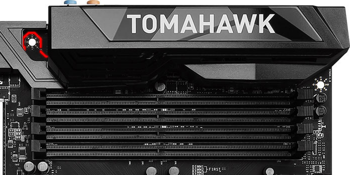 لوحة MSI X99A Tomahawk