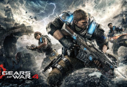 المتطلبات الرسمية لتشغيل لعبة الأكشن Gears of War 4