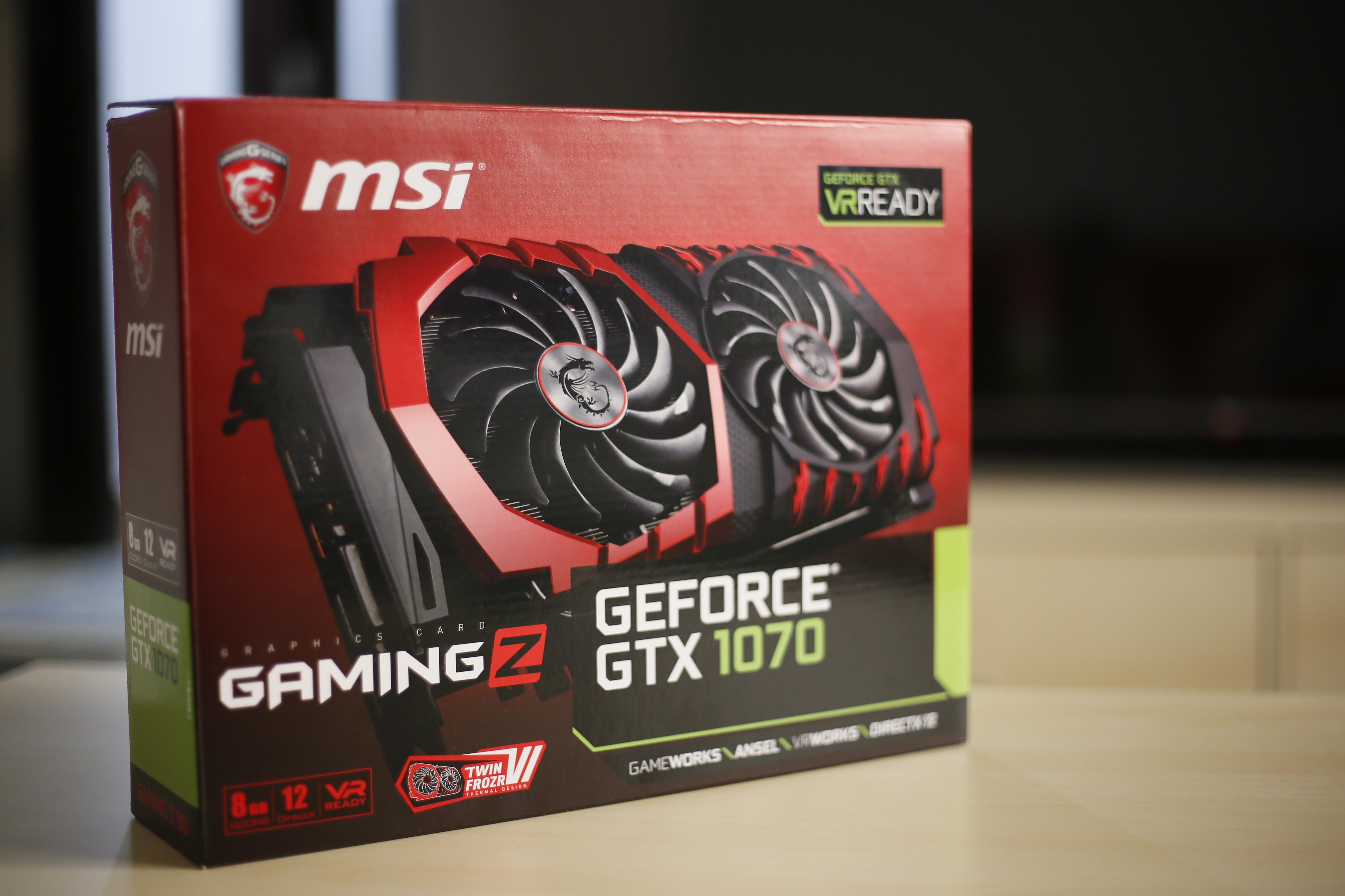 MSI GTX 1070 Z (1)