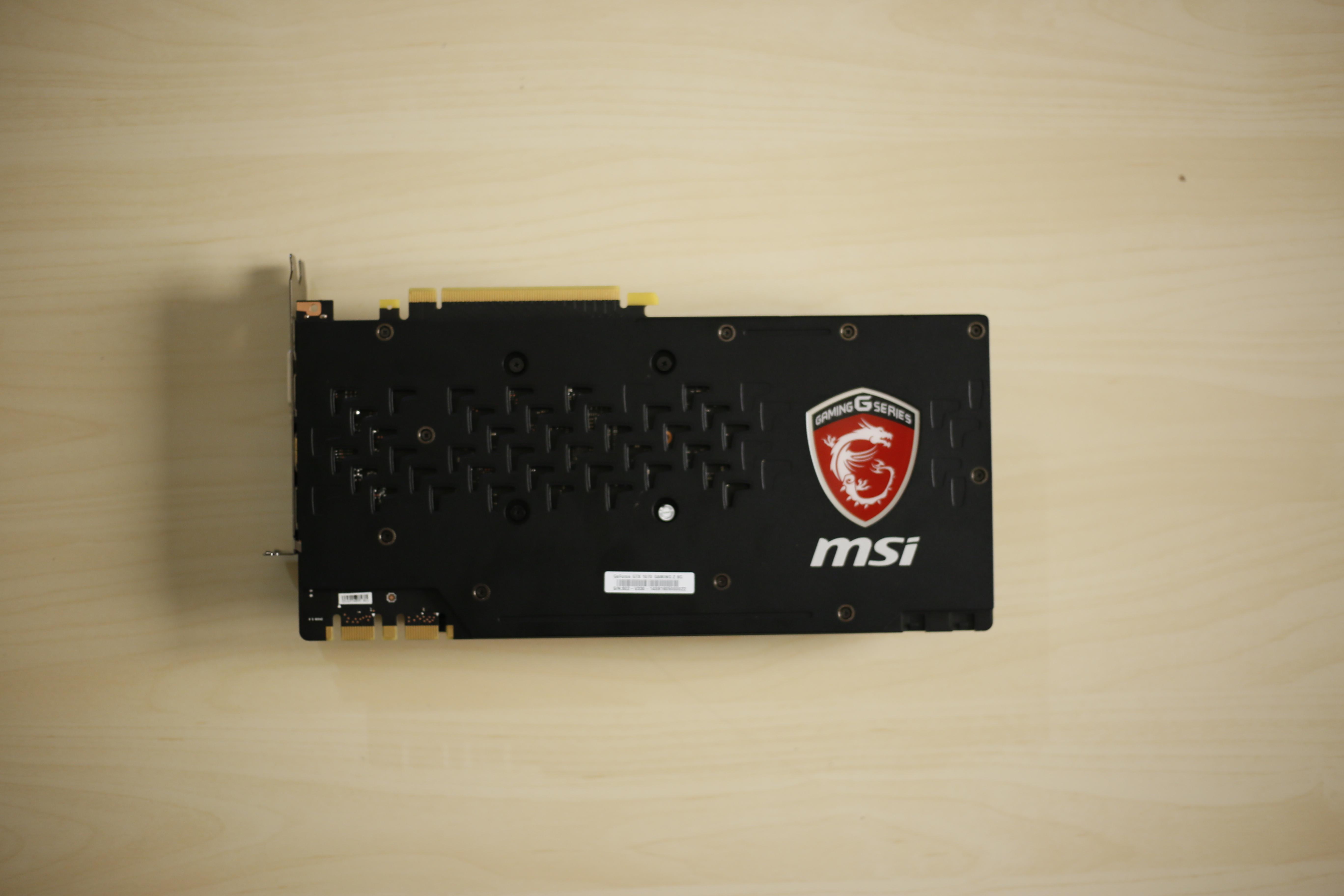 MSI GTX 1070 Z (18)