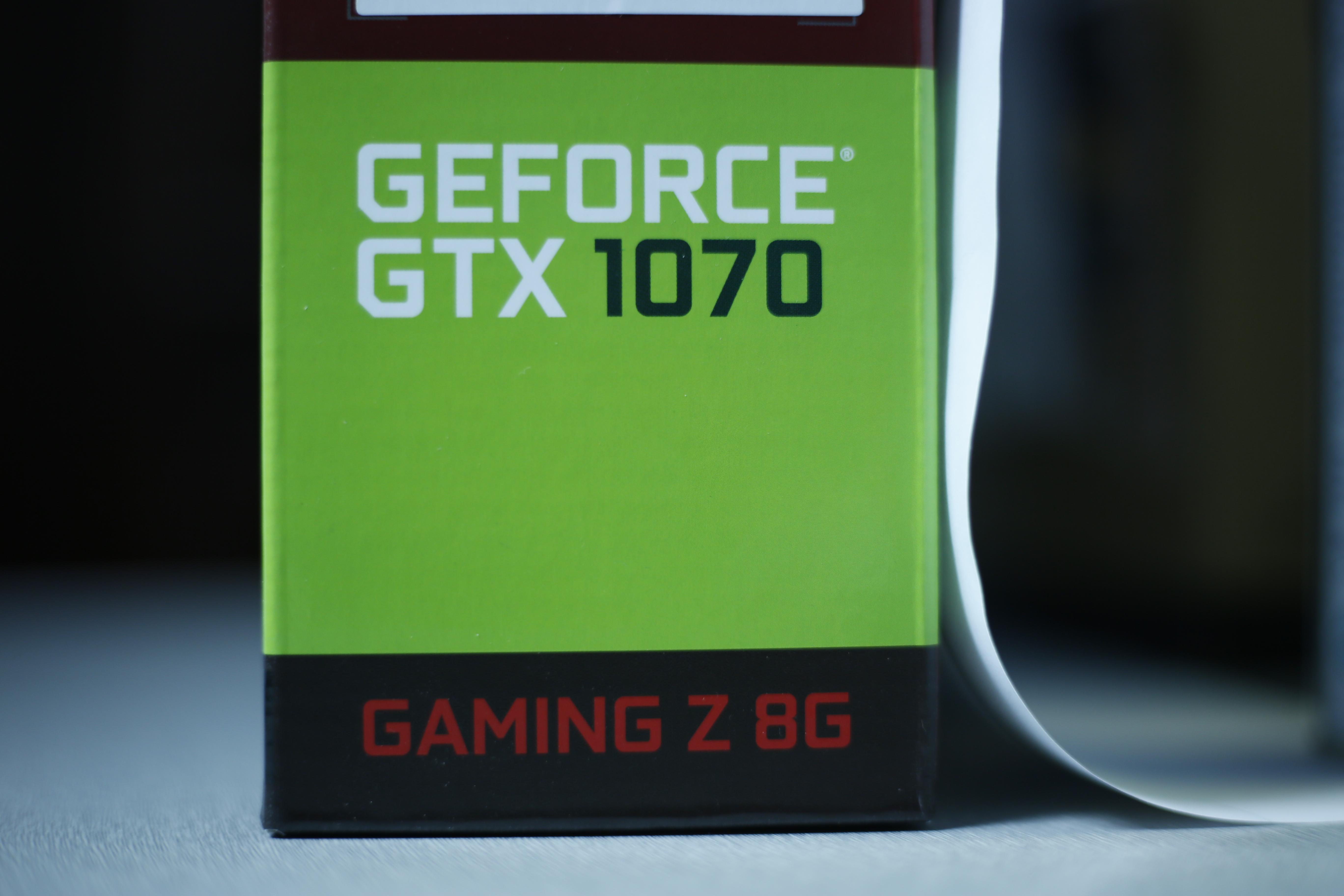MSI GTX 1070 Z (28)