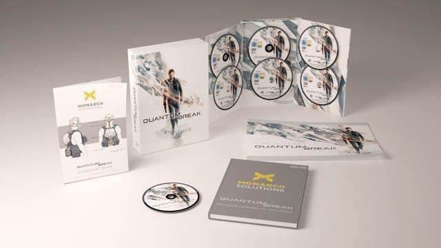 وأخيراً لعبة Quantum Break ستطلق على Steam وستعمل على ويندوز7 & 8