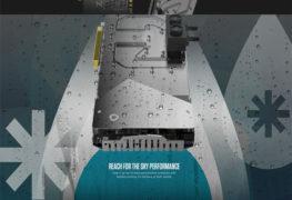 بطاقة ZOTAC GTX 1080 Arctic Storm