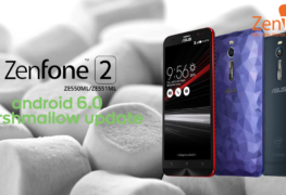 Android 6.0 Marshmallow Comes to Asus Zenfone 2