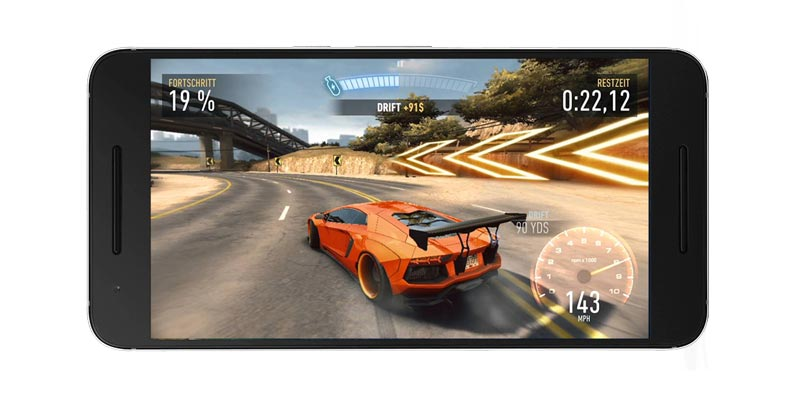 Vulkan Support For Android - NFS : No Limit