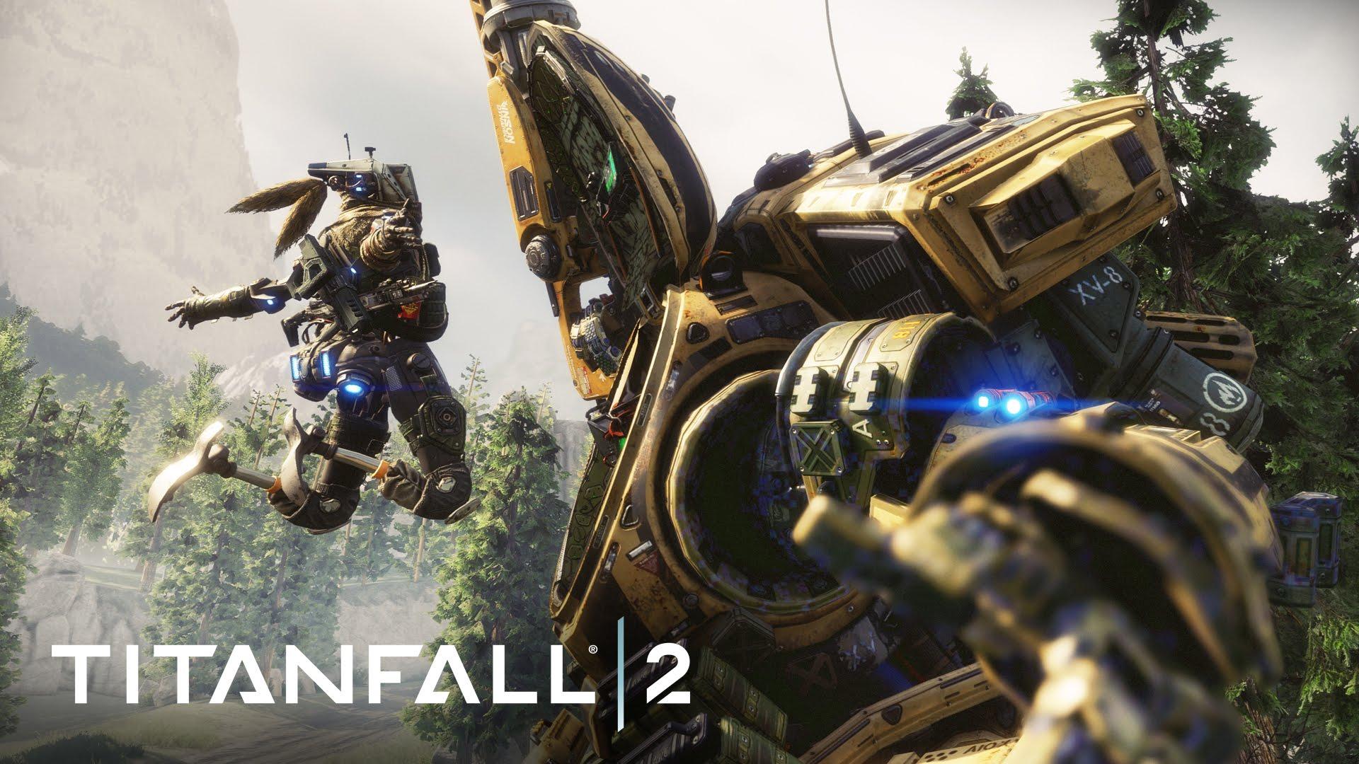 أول إختبار للعبة Titanfall 2 يُطلق الجمعة المقبلة وإليكم ما يقدمه