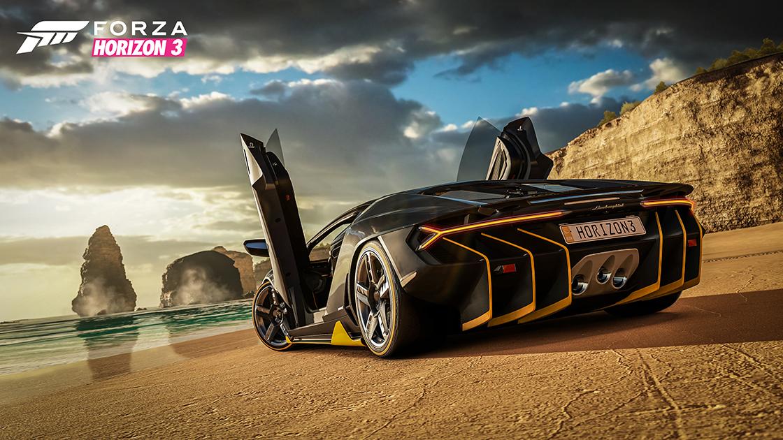 لعبة Forza Horizon 3
