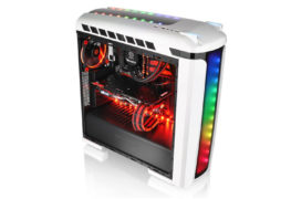 كيس Thermaltake Versa C22 RGB Snow Edition
