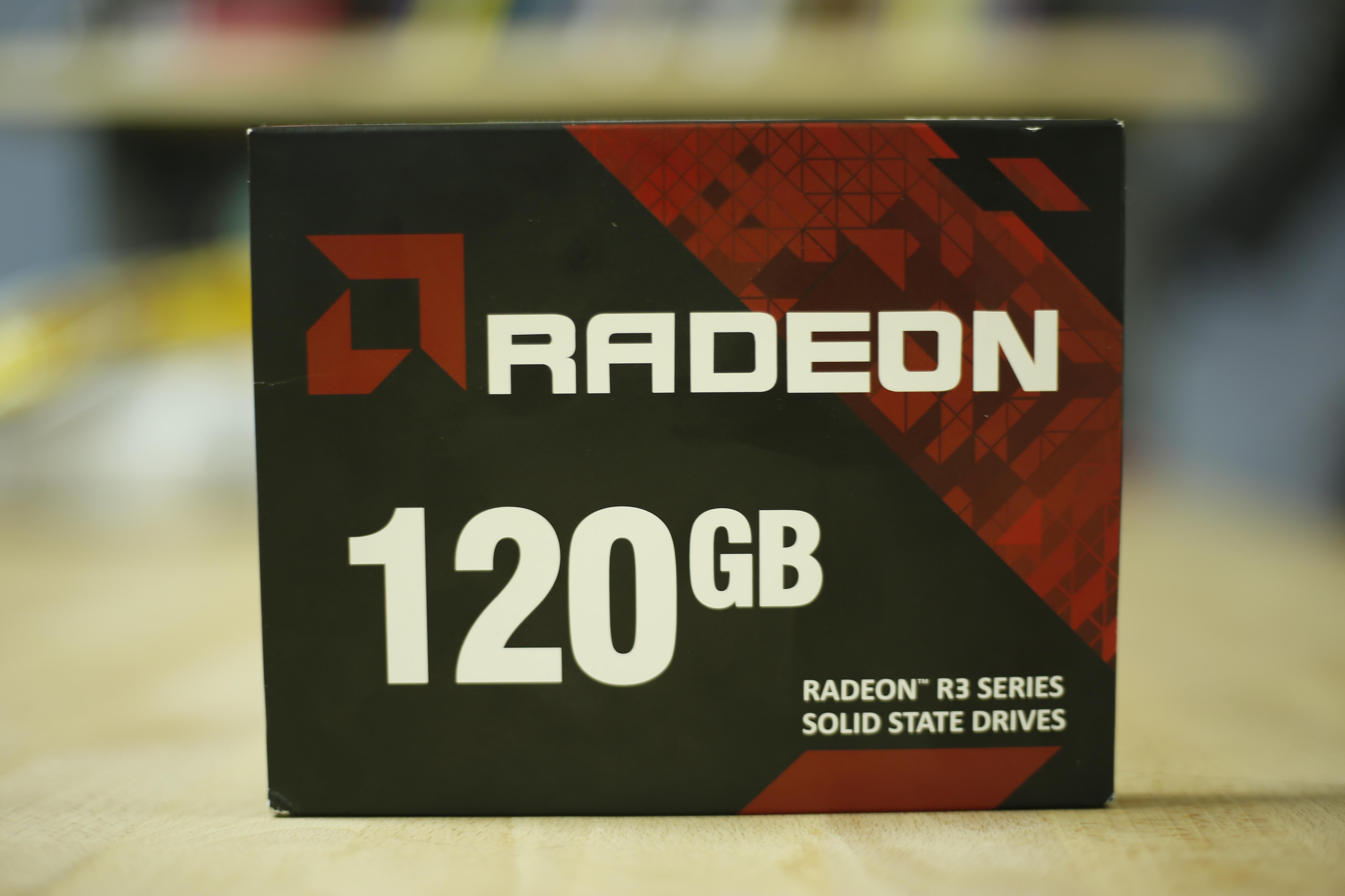 AMD R3 120 GB